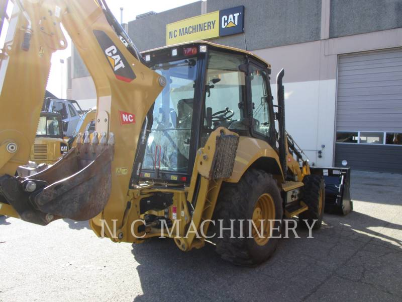 CATERPILLAR BACKHOE LOADERS 420F2IT equipment  photo 3