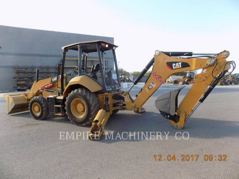 CATERPILLAR CHARGEUSES-PELLETEUSES 416F2 4EO equipment  photo 3