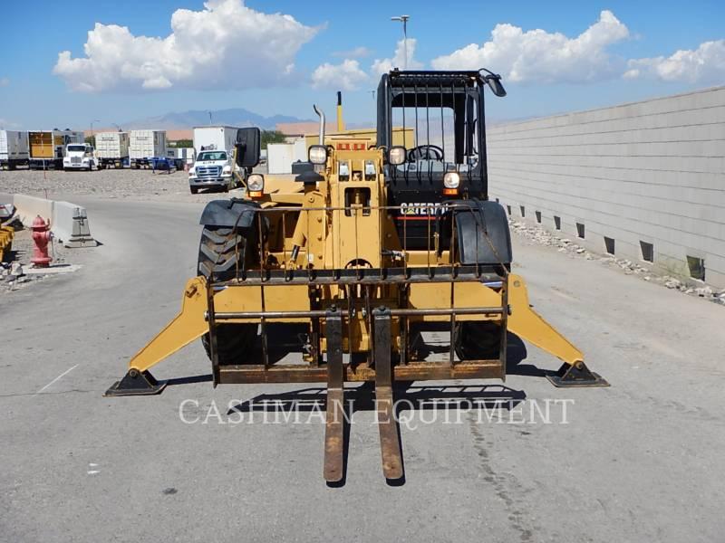CATERPILLAR TELEHANDLER TH63 equipment  photo 6