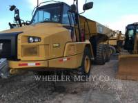 CATERPILLAR ARTICULATED TRUCKS 730C TG equipment  photo 1
