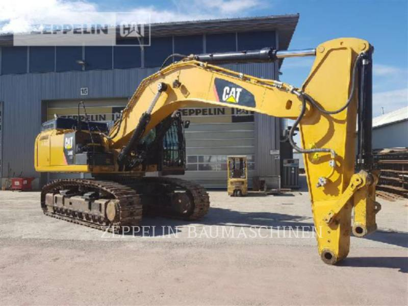 CATERPILLAR 履带式挖掘机 349ELVG equipment  photo 2