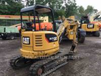 CATERPILLAR PELLES SUR CHAINES 302.7D equipment  photo 3