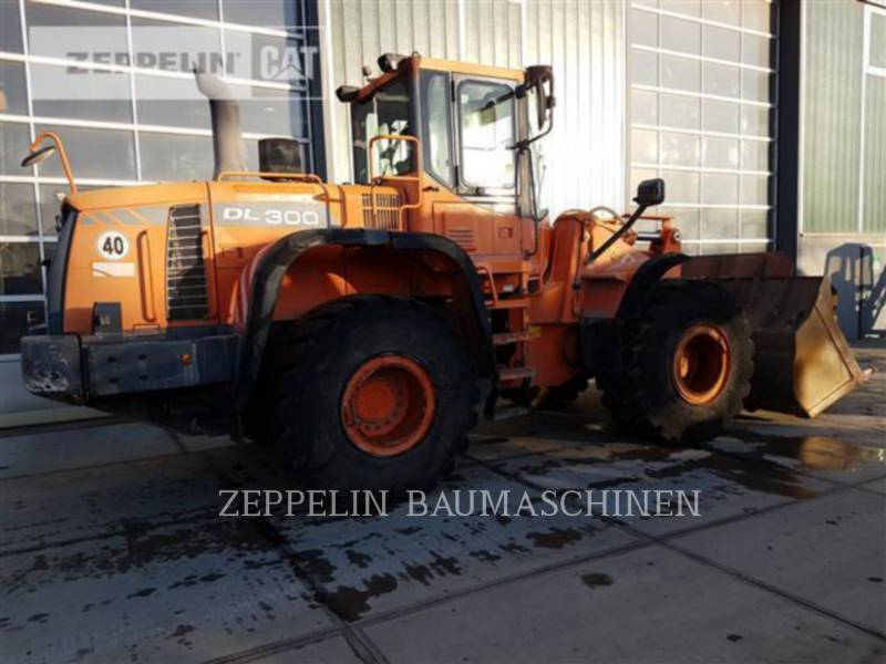 DOOSAN INFRACORE AMERICA CORP. WHEEL LOADERS/INTEGRATED TOOLCARRIERS DL300 equipment  photo 4