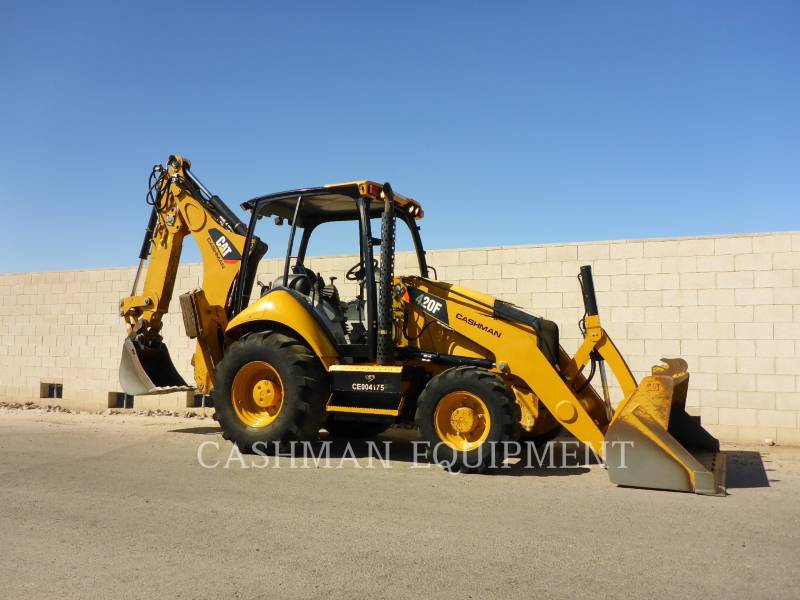 CATERPILLAR RETROEXCAVADORAS CARGADORAS 420F ST equipment  photo 2
