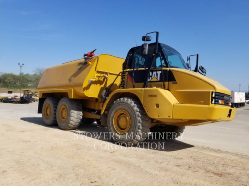 CATERPILLAR KNIKGESTUURDE TRUCKS 730 equipment  photo 1