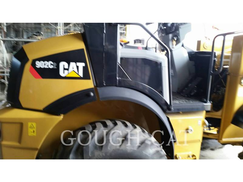 CATERPILLAR RADLADER/INDUSTRIE-RADLADER 902C2 equipment  photo 10