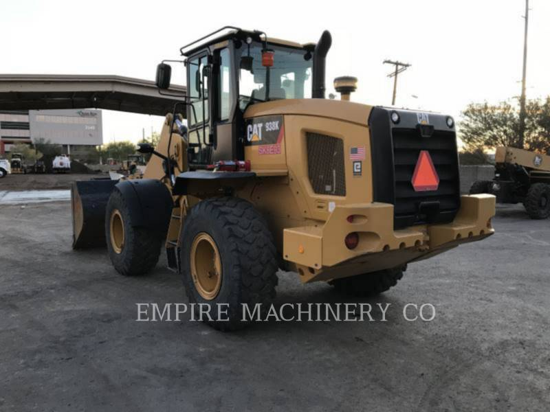 CATERPILLAR CARGADORES DE RUEDAS 938K FC equipment  photo 3