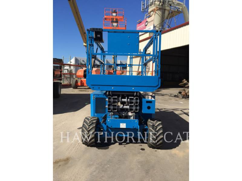 GENIE INDUSTRIES LEVANTAMIENTO - TIJERA GS2669RT equipment  photo 4