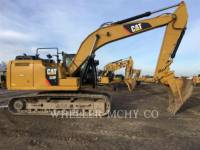 CATERPILLAR TRACK EXCAVATORS 320F L equipment  photo 8