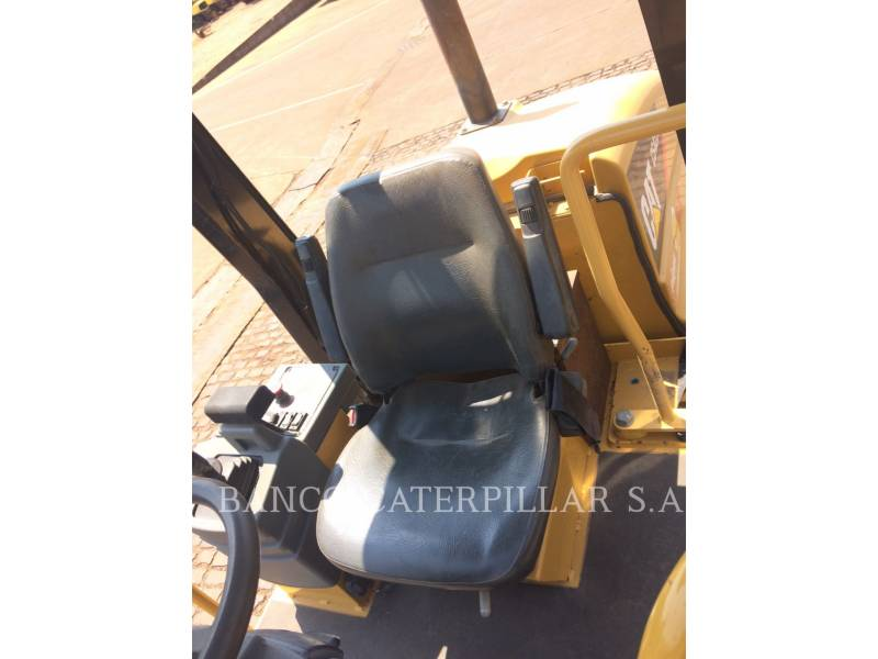CATERPILLAR EINZELVIBRATIONSWALZE, GLATTBANDAGE CS-423E equipment  photo 7