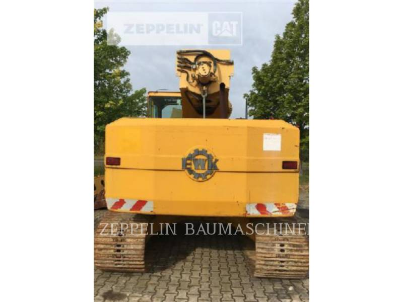 E.W.K. TRACK EXCAVATORS TR2212 equipment  photo 12