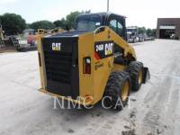 CATERPILLAR PALE COMPATTE SKID STEER 246D equipment  photo 3