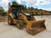 CATERPILLAR RETROESCAVADEIRAS 416E equipment  photo 3