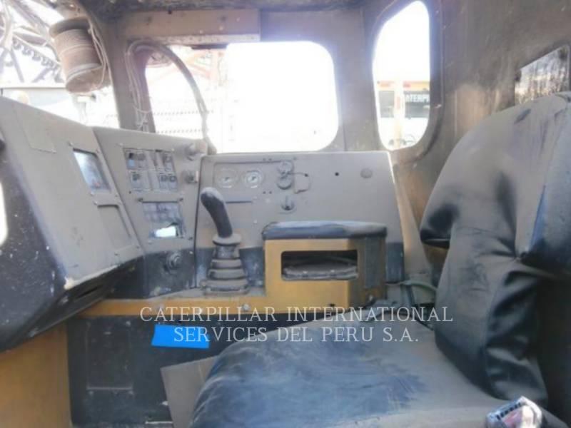 CATERPILLAR UNDERGROUND MINING LOADER R1600G equipment  photo 6