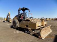 Equipment photo Caterpillar CP56B SUPORT TAMBUR SIMPLU PENTRU ASFALT 1