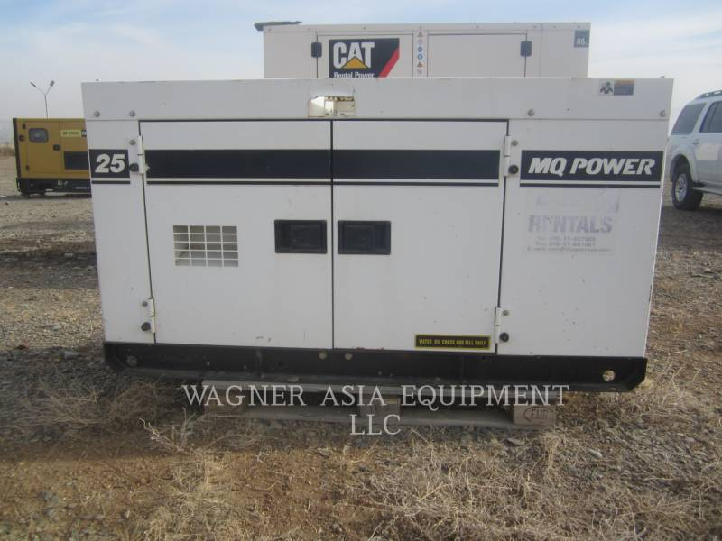 MULTIQUIP STATIONARY GENERATOR SETS DCA25SSIU2 equipment  photo 2