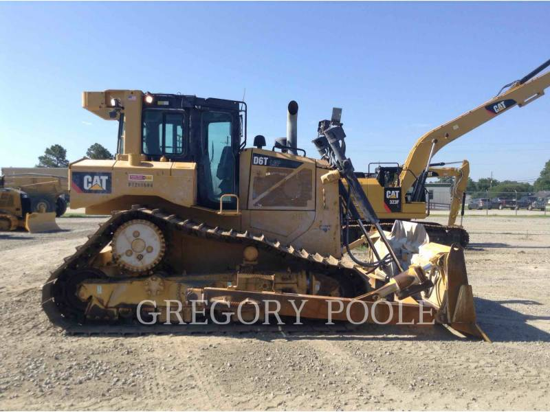 CATERPILLAR TRACK TYPE TRACTORS D6T LGP equipment  photo 8