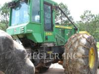 DEERE & CO. FORESTRY - SKIDDER 648H equipment  photo 4