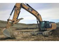 Equipment photo CATERPILLAR 349E L PELLES SUR CHAINES 1