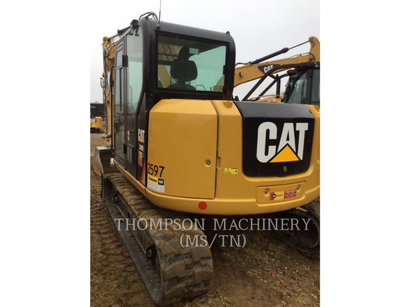 CATERPILLAR EXCAVADORAS DE CADENAS 308E2 THMB equipment  photo 4