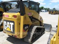 CATERPILLAR CARGADORES MULTITERRENO 257B3 equipment  photo 3