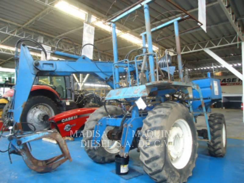 NEW HOLLAND LTD. AGRARISCHE TRACTOREN 6610 FWD   equipment  photo 1