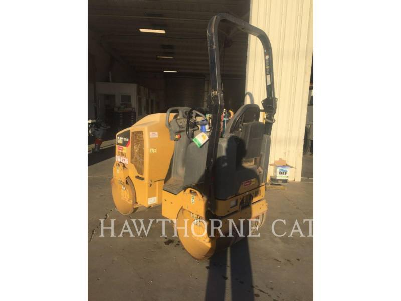 CATERPILLAR COMPACTADORES CB14B equipment  photo 4