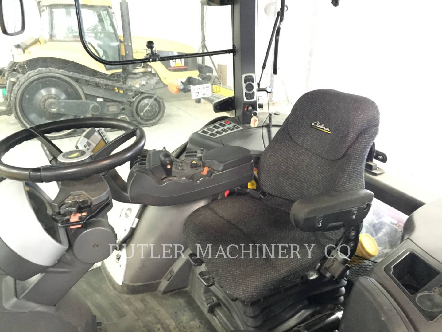 Detail photo of 2010 Challenger MT655C from Construction Equipment Guide