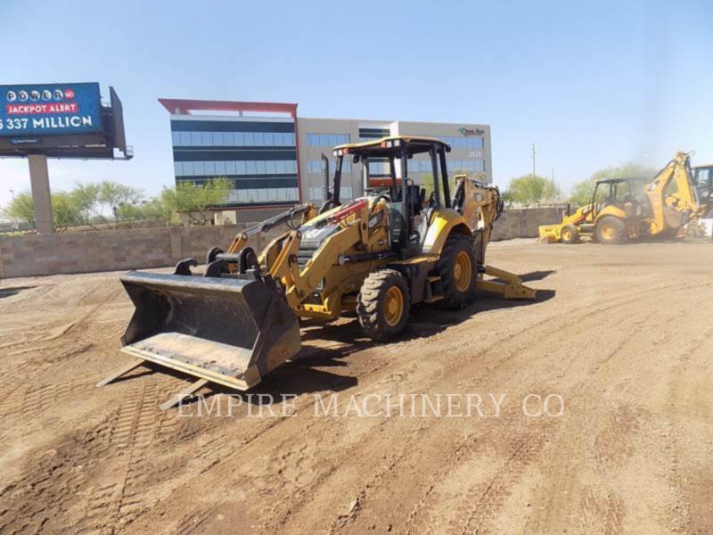 Caterpillar BULDOEXCAVATOARE 420F2IT equipment  photo 4
