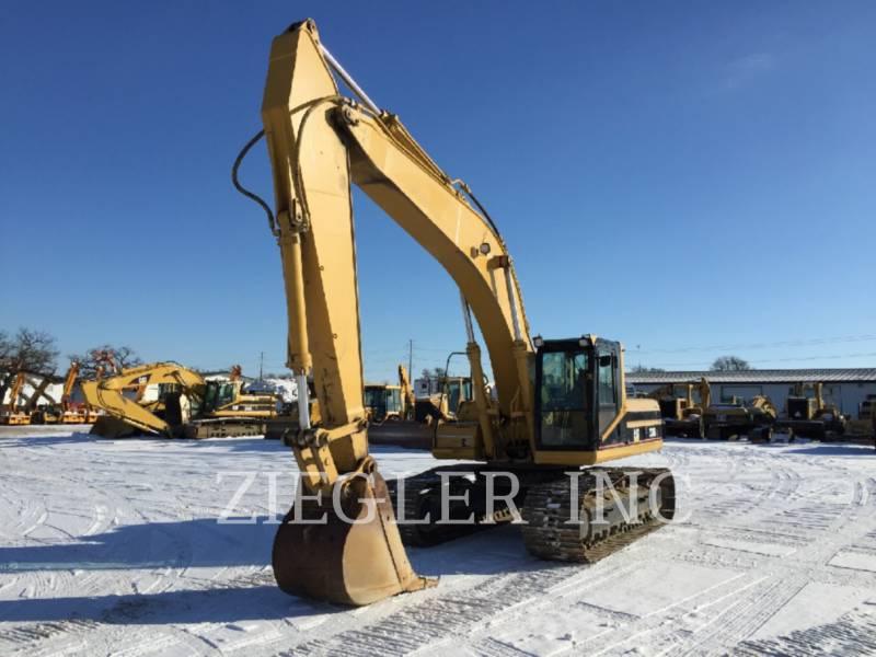 CATERPILLAR TRACK EXCAVATORS 330BL equipment  photo 1