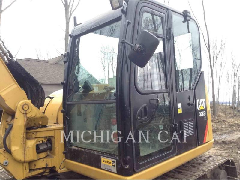 CATERPILLAR TRACK EXCAVATORS 308E2 TQ+ equipment  photo 12