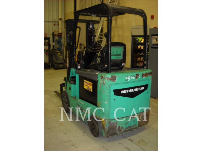 MITSUBISHI FORKLIFTS PODNOŚNIKI WIDŁOWE FBC25N_MT equipment  photo 1