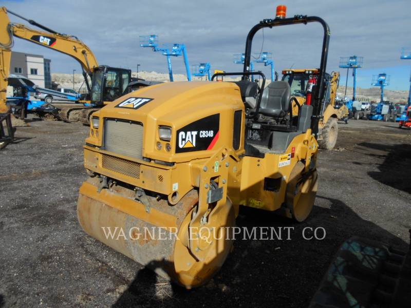 CATERPILLAR COMPACTADORES CB34B equipment  photo 2