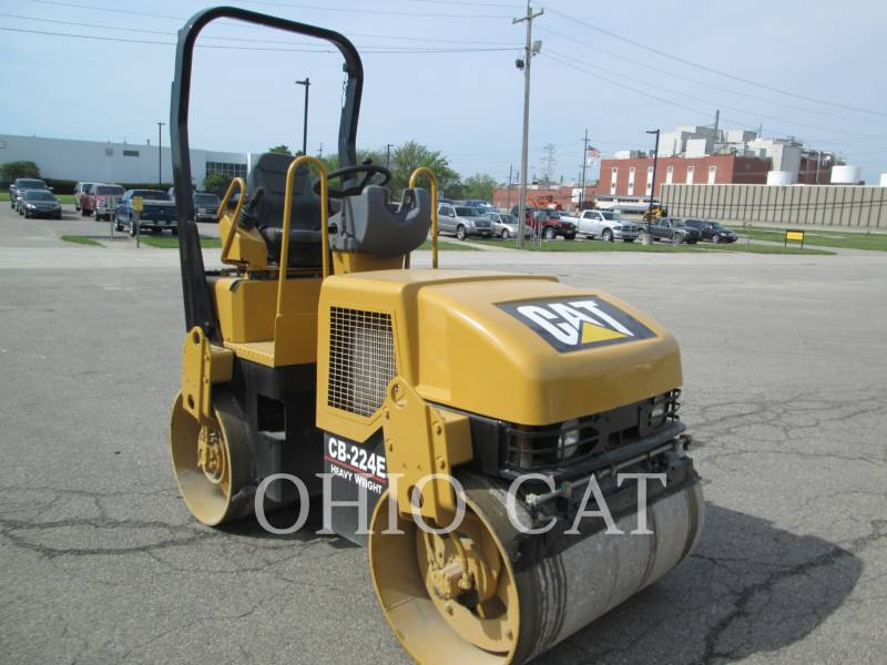 CATERPILLAR COMBINATION ROLLERS CB224E equipment  photo 1