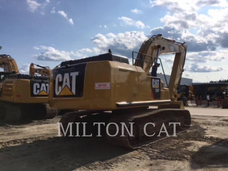 CATERPILLAR 履带式挖掘机 336F L equipment  photo 5
