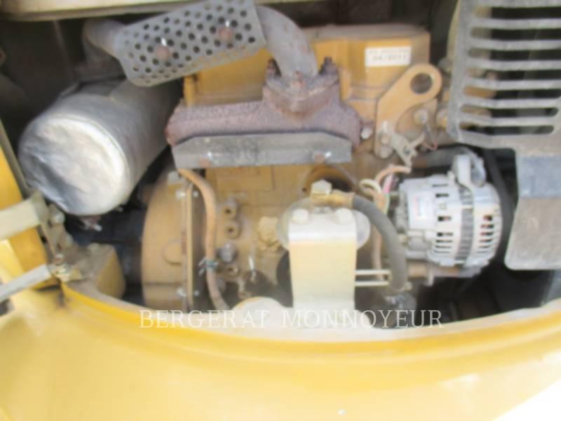 CATERPILLAR TRACK EXCAVATORS 303.5DCR equipment  photo 13
