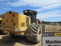 PRENTICE FORESTRY - FELLER BUNCHERS - WHEEL 553C equipment  photo 3