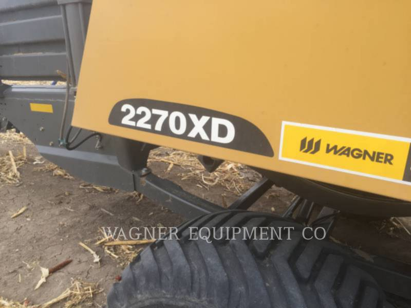 AGCO 農業用集草機器 CH2270XDCH equipment  photo 5