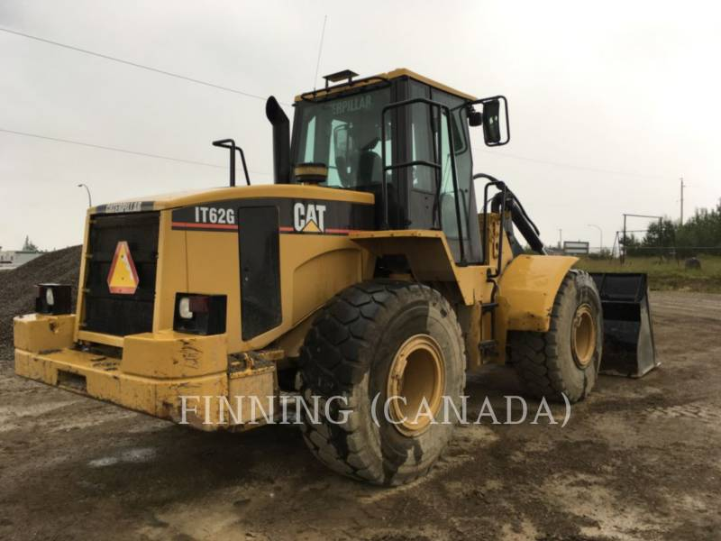 CATERPILLAR WHEEL LOADERS/INTEGRATED TOOLCARRIERS IT62G equipment  photo 4