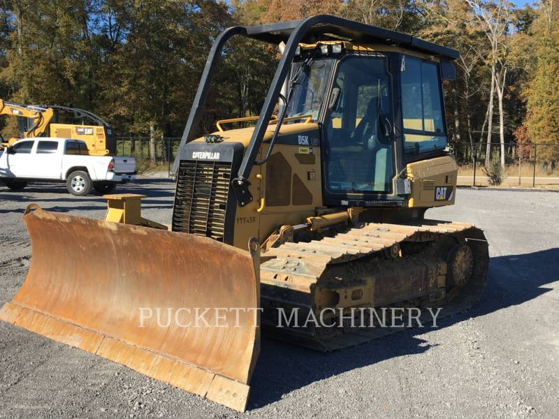 CATERPILLAR TRACK TYPE TRACTORS D5KLGP equipment  photo 8