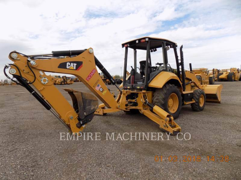 CATERPILLAR BAGGERLADER 420F2 4EO equipment  photo 2