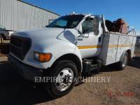 Equipment photo FORD/NEW HOLLAND F650 ALTELE 1