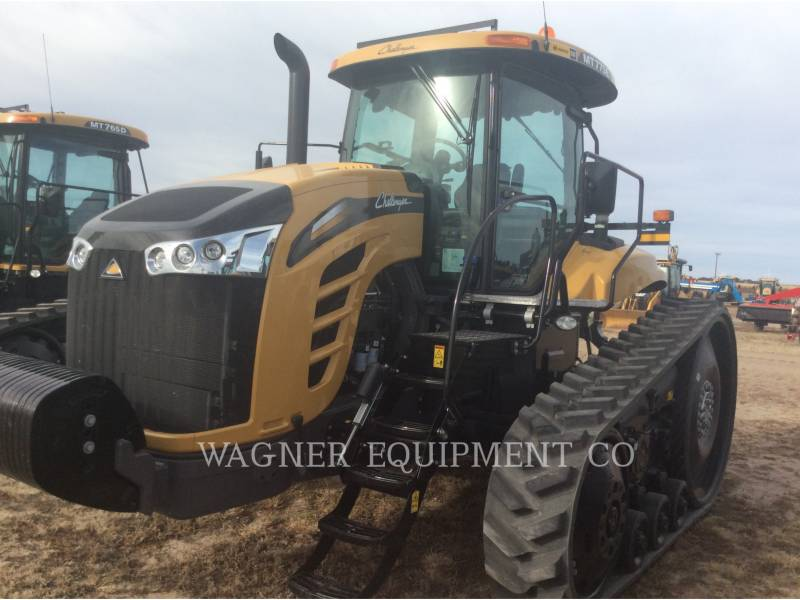AGCO AGRARISCHE TRACTOREN MT775E equipment  photo 1