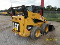 Caterpillar MINIÎNCĂRCĂTOARE RIGIDE MULTIFUNCŢIONALE 242B3 equipment  photo 2