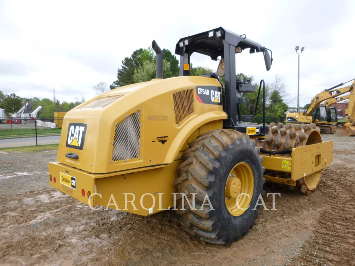 Detail photo of 2013 Caterpillar CP54 from Construction Equipment Guide