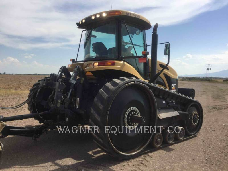 AGCO AG TRACTORS MT765B-UW equipment  photo 5