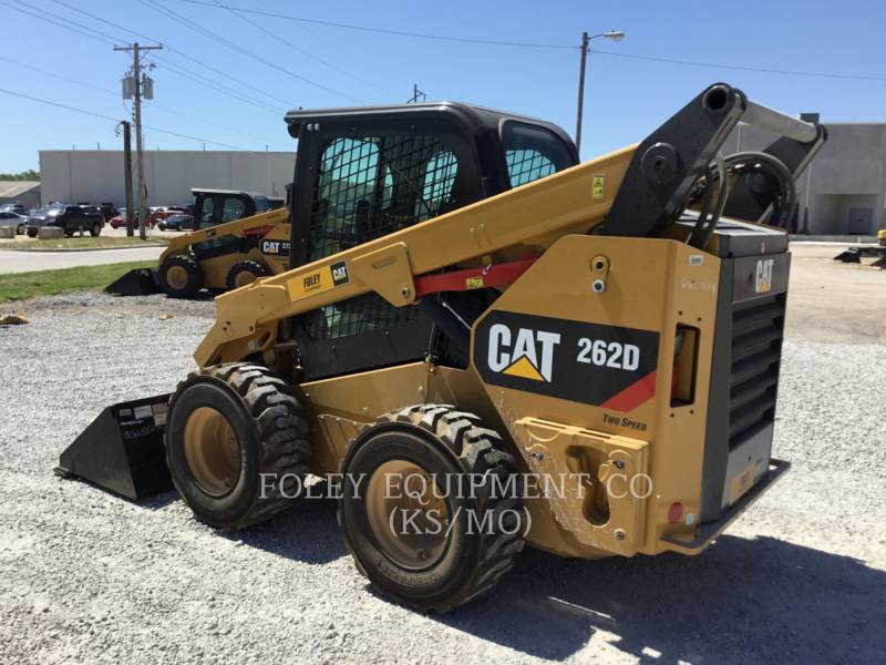CATERPILLAR MINICARGADORAS 262DSTD2CA equipment  photo 3