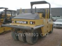 Equipment photo CATERPILLAR PS-360C PNEUMATIC TIRED COMPACTORS 1