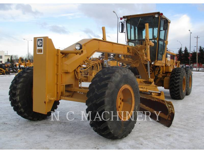 CATERPILLAR モータグレーダ 14G equipment  photo 2