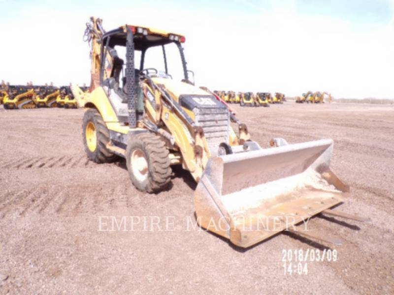 CATERPILLAR BAGGERLADER 420FIT equipment  photo 10